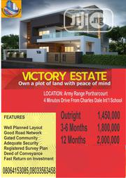 Victory Estate | Land & Plots For Sale for sale in Rivers State, Port-Harcourt