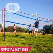 Volley Ball/Badminton Set For Gym And Beach | Sports Equipment for sale in Lagos State, Lekki Phase 2