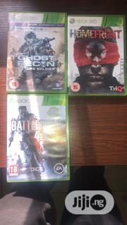 Xbox 360 Games | Video Games for sale in Rivers State, Port-Harcourt