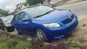 Toyota Corolla 2009 1.8 Exclusive Automatic Blue | Cars for sale in Lagos State, Gbagada