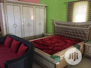 Complete Set of Bed With Standing Mirror and Wardrobe | Furniture for sale in Lagos State, Ojo