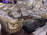 Golden Set Of Chairs | Furniture for sale in Lagos State, Ojo
