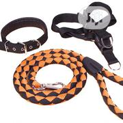 Double Colored Dog Leash | Pet's Accessories for sale in Lagos State, Ikeja