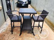 Bar Table And Two High Stool | Furniture for sale in Lagos State, Ojo