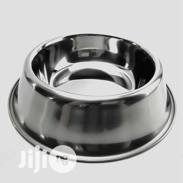 Archive: Pet Stainless Bowl