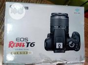 CANON EOS T6 With18to55mm Lens | Accessories & Supplies for Electronics for sale in Lagos State, Ojo