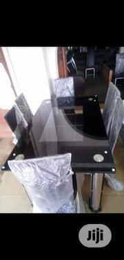 Executive Leather Dinning 6 Seater   Furniture for sale in Edo State, Benin City