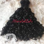 Super Double Drawn Jerry Curls | Hair Beauty for sale in Lagos State, Amuwo-Odofin