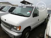 Ford E150 2005 White   Buses & Microbuses for sale in Lagos State, Apapa