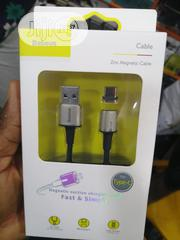 Baseus Type C Zinc Magnetic Cable | Accessories for Mobile Phones & Tablets for sale in Lagos State, Ikeja