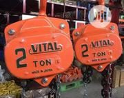 High Quality Vital Chain Block 2tons | Manufacturing Equipment for sale in Lagos State, Lagos Island
