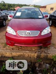 Toyota Corolla 1.8 2008 Red | Cars for sale in Abuja (FCT) State, Gwarinpa