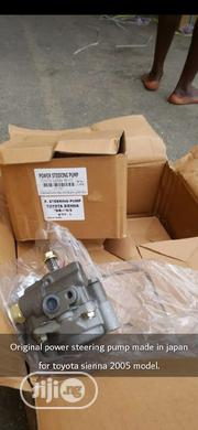 Original Power Steering Pump Made In Japan For Sienna Days 2005 Model | Vehicle Parts & Accessories for sale in Lagos State, Lagos Mainland