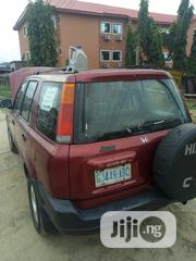 Honda CR-V 2000 Red | Cars for sale in Rivers State, Port-Harcourt
