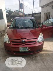 Toyota Corolla 2007 Verso 1.6 Red | Cars for sale in Rivers State, Port-Harcourt