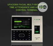 ZKT Uface800 Multi Biometric Facial Time Attendance AND Access Control | Safety Equipment for sale in Lagos State, Ikeja