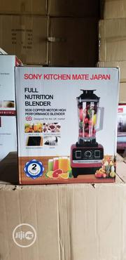 2 Litres Full Nutrition Blender | Kitchen Appliances for sale in Lagos State, Lagos Island