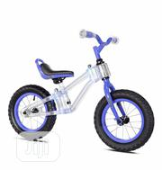 """Kazam 12"""" Blinki Balance Child's Bike With Multi-colored LED Lights 