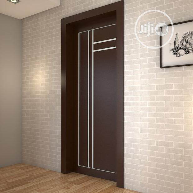 Hdf Door With Frames Architraves