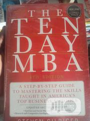 The Ten Day Mba | Books & Games for sale in Lagos State, Lagos Mainland