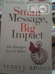 Small Message Big Impact | Books & Games for sale in Lagos State, Lagos Mainland