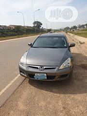 Honda Accord 2007 Sedan LX SE Automatic Gray | Cars for sale in Abuja (FCT) State, Gwarinpa