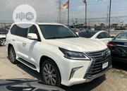 Lexus LX 570 2017 White | Cars for sale in Lagos State, Lagos Island