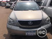 Lexus RX 2009 350 4x4 Silver | Cars for sale in Lagos State, Ibeju