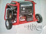 Fireman Generator With Remote (Original Copper Coil 7.6kva) | Electrical Equipments for sale in Lagos State, Ilupeju