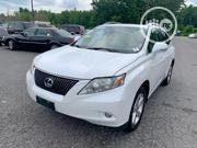 Lexus RX 2010 350 White | Cars for sale in Lagos State, Ikeja