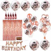 Rose Gold Birthday Balloon | Photography & Video Services for sale in Lagos State, Kosofe
