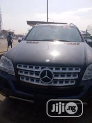 Mercedes-Benz M Class 2010 Black   Cars for sale in Lagos State, Agege