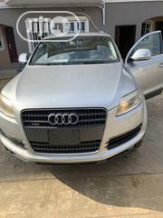 Audi Q7 2008 Silver | Cars for sale in Lagos State, Lagos Mainland
