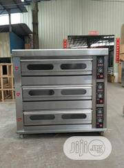3deck 9trays Gas Oven | Restaurant & Catering Equipment for sale in Lagos State, Ojo