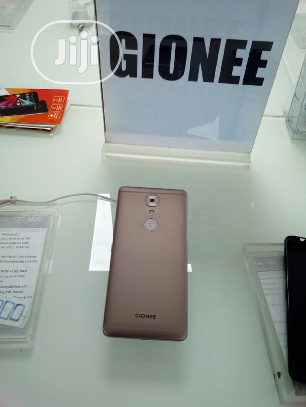 Archive: Gionee M6 64 GB Gold