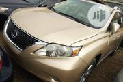 Lexus RX 2010 350 Gold | Cars for sale in Lagos State, Isolo