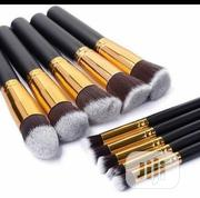 10 In 1 Contour And Higlighting Brush Set   Makeup for sale in Lagos State, Lagos Mainland