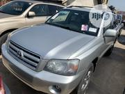 Toyota Highlander V6 2005 Silver | Cars for sale in Oyo State, Ibadan South West