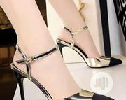 Women High Heeled Covered Formal Shoe | Shoes for sale in Lagos State, Surulere