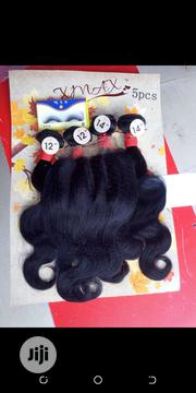 Body Wave 4 Part Closure | Hair Beauty for sale in Lagos State, Lagos Island