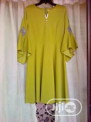 Green Flared Dress | Clothing for sale in Lagos State, Yaba