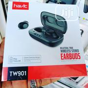 Havit Bilateral True Wireless Stereo Earbuds TW901 | Headphones for sale in Lagos State, Ikeja