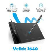 VEIKK Digital Graphics Tablet Veikk S640 | Tablets for sale in Lagos State, Ikeja