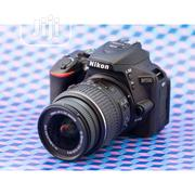 Nikon D5500 Dx-Format Digital SLR Camera With 18-55mm | Photo & Video Cameras for sale in Lagos State, Ikeja