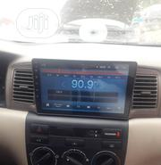 03-07 Toyota Corola Android DVD Wit Reverse Camera | Vehicle Parts & Accessories for sale in Lagos State, Ikeja