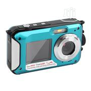 LEBAIQI Digital Camera Waterproof 24MP MAX 1080P Double Screen16x Zoom   Photo & Video Cameras for sale in Lagos State, Ikeja