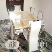 Classic Marble Dining 6setters | Kitchen & Dining for sale in Lagos State, Yaba
