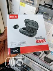 TW901 Bluetooth Earbuds Havit | Headphones for sale in Lagos State, Ikeja