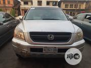 Honda Pilot 2004 EX 4x4 (3.5L 6cyl 5A) Silver | Cars for sale in Rivers State, Port-Harcourt