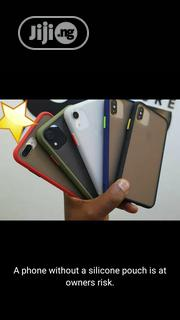 iPhones Silicone Pouch. | Accessories for Mobile Phones & Tablets for sale in Lagos State, Ikeja
